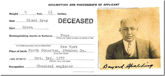 baird spalding passport